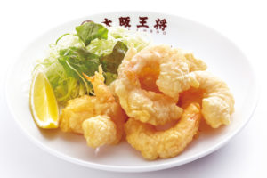 小海老の天ぷら