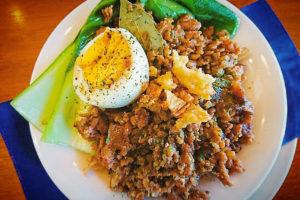Lulohan  フィリピン式ルーロー飯
