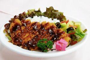 ソースカツ丼(#レストランカナ)