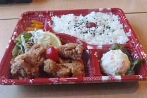 カラッと鶏唐揚げ弁当