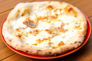 4種のチーズのクワトロフォルマッジ