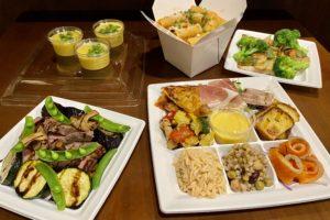 お魚と阿波牛のメイン料理二皿のコース料理(2名様~)