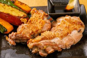 阿波尾鶏モモ焼き
