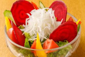 10種野菜のどまん中サラダ(ハーフサイズ)
