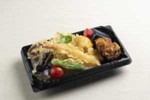 海鮮天丼(近海の鯛入り)