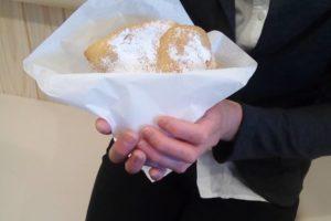 ヴェロネーゼ(イタリア風揚げパン)
