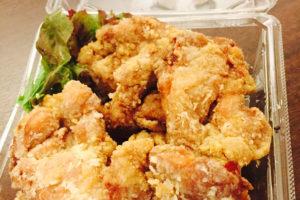 鶏の唐揚げ6個