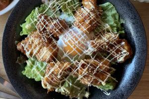 鶏のテリマヨ丼