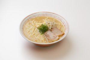 支那そば大盛り(肉増し+200円)